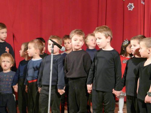 2009. Karácsonyi ünnepség