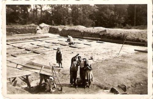 csehi strand epitese 1959 bota laszlo